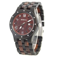 109A-ER Wooden Watch