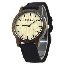134A-B Wooden Watch