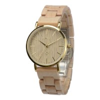 163AL-M Wooden watch