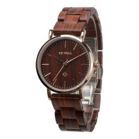 163AL-R Wooden watch