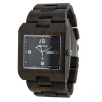 16B-B Wooden Watch
