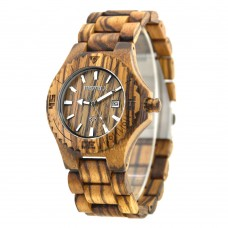 20C-Z Wooden Watch