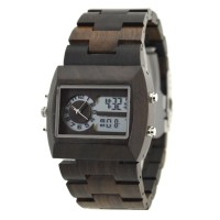 21A-B Wooden Watch