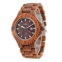23A-R Wooden Watch