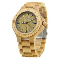 23B-M Wooden Watch
