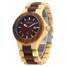 23B-MR Wooden Watch
