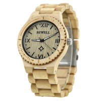 65A-M Wooden Watch