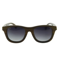 G001BS Wooden sunglasses