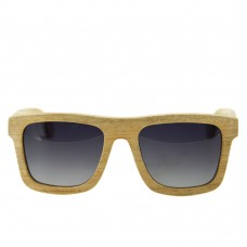 G004CW Wooden sunglasses