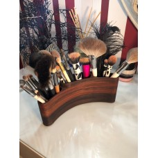Cosmetic brush holder 1