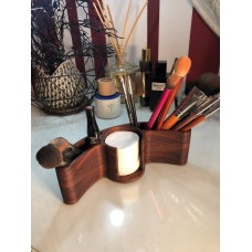 Cosmetic brush holder 2